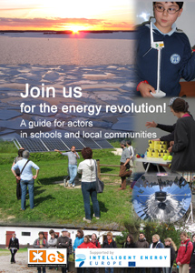 Join us for the Energy Revolution!