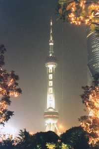 Shanghai: Pearl-Tower